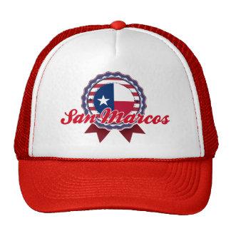 San Marcos, TX Trucker Hat