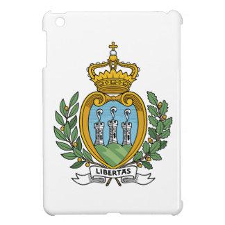 San Marino Coat of Arms Cover For The iPad Mini