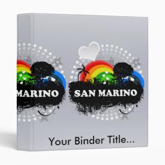 """San Marino con sabor a fruta lindo Carpeta 1"""""""