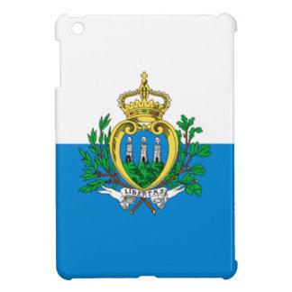 San Marino Flag iPad Mini Cases