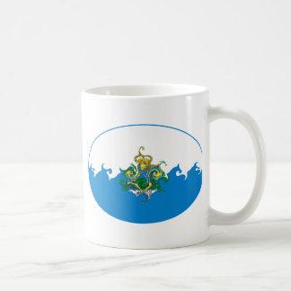 San Marino Gnarly Flag Mug