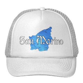 San Marino Gorras De Camionero