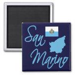 San Marino Iman De Nevera