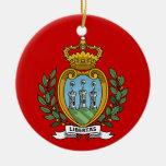 SAN MARINO * ornamento de encargo del navidad Ornamentos De Reyes Magos