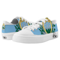 San Marino Printed Shoes