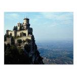 San Marino Tarjeta Postal