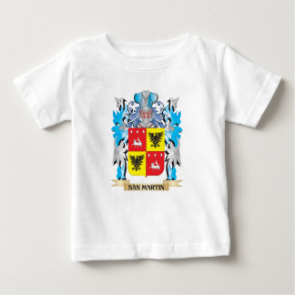 San-Martin Coat of Arms - Family Crest Shirt