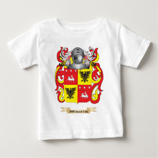 San Martin Coat of Arms (Family Crest) Tshirt