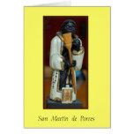 """""""San Martín de Porres """" Tarjetas"""