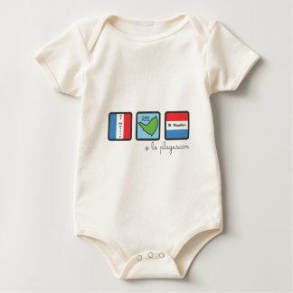 San Martin Mameluco De Bebé