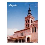 San Martin Postcard