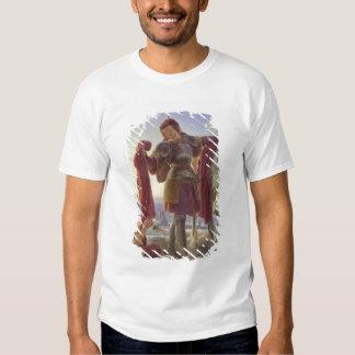 San Martín y el mendigo, 1836 Polera