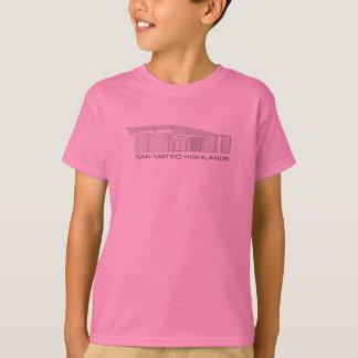 San Mateo Highlands Eichler Girls Shirt