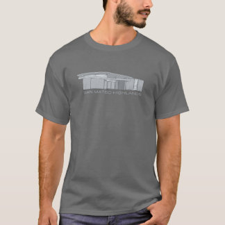 San Mateo Highlands Eichler Homes T-Shirt