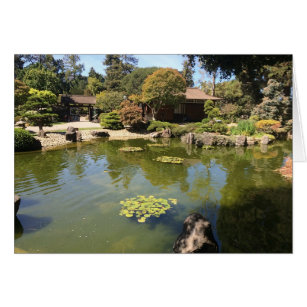 San mateo ca cards greeting photo cards zazzle san mateo japanese garden greeting card m4hsunfo