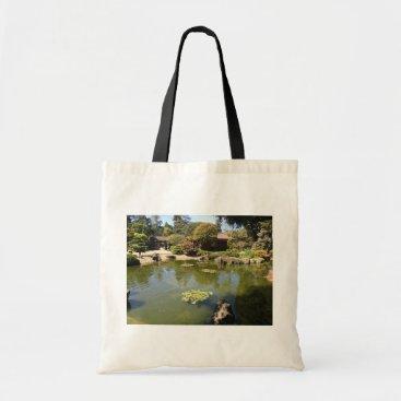 everydaylifesf San Mateo Japanese Garden Tote Bag