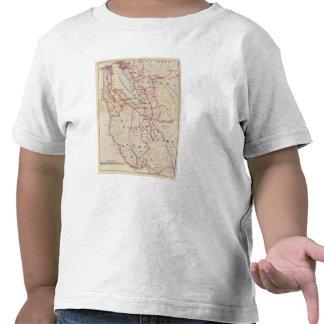 San Mateo, Santa Cruz, Santa Clara, Alameda Camiseta