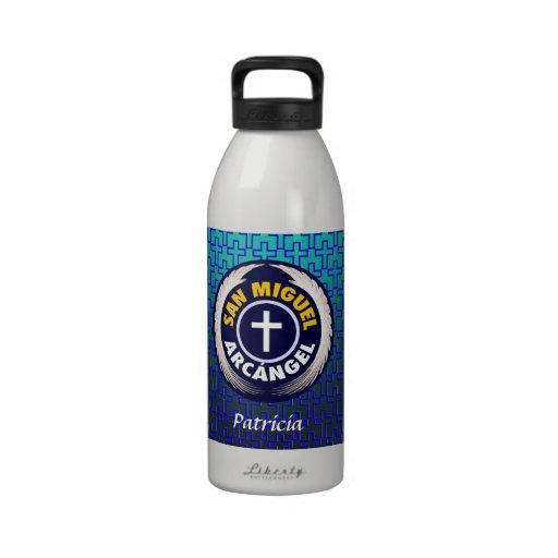 San Miguel Arcangel Botellas De Agua Reutilizables