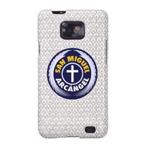 San Miguel Arcangel Galaxy S2 Funda