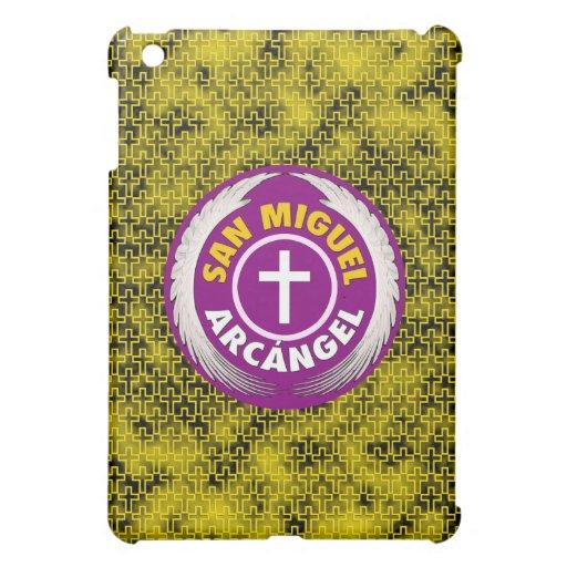 San Miguel Arcangel iPad Mini Funda