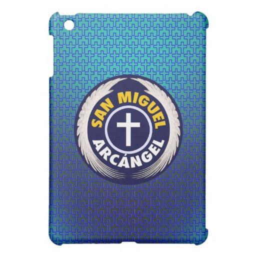 San Miguel Arcangel iPad Mini Protector