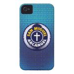 San Miguel Arcangel iPhone 4 Case-Mate Carcasas