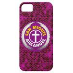 San Miguel Arcangel iPhone 5 Case-Mate Cárcasas