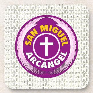 San Miguel Arcangel Posavasos De Bebidas