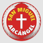 San Miguel Arcangel Sticker