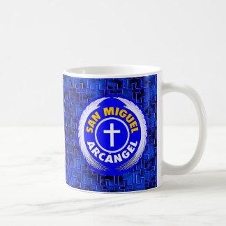 San Miguel Arcangel Taza Clásica