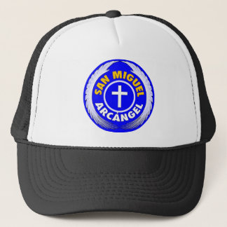 San Miguel Arcangel Trucker Hat
