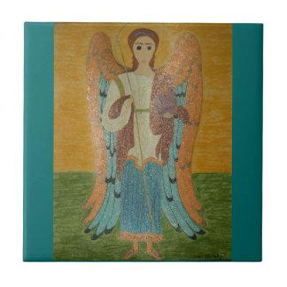 San Miguel Azulejo Cuadrado Pequeño