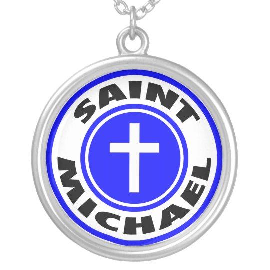 San Miguel Collar Plateado
