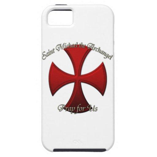 San Miguel - cruz del hierro iPhone 5 Carcasas