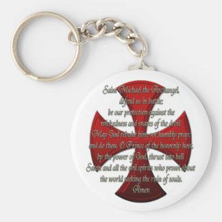 San Miguel - cruz del hierro Llaveros