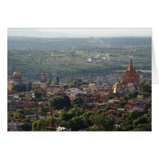 San Miguel de Allende, Guanajuato, México Tarjetas