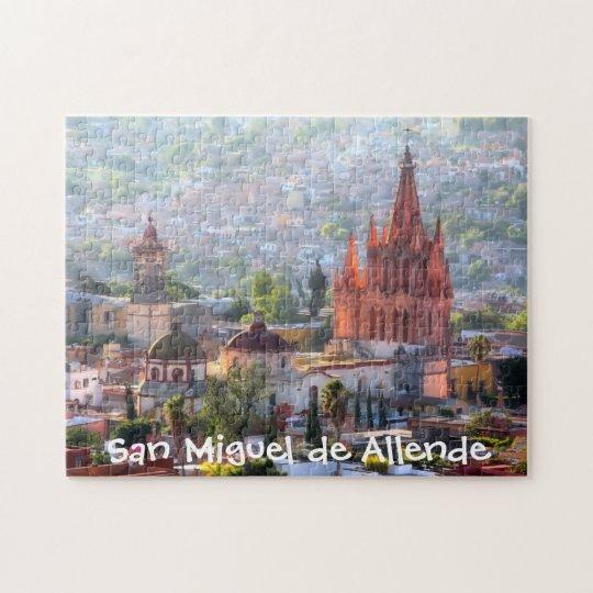 San Miguel de Allende Jigsaw Puzzle