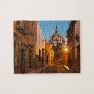 San Miguel de Allende, Mexico. Credit as: Nancy Jigsaw Puzzle