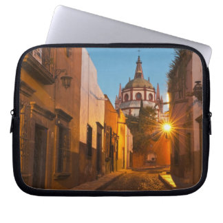 San Miguel de Allende, Mexico. Credit as: Nancy Laptop Computer Sleeves