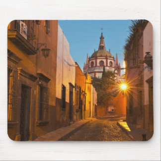 San Miguel de Allende, Mexico. Credit as: Nancy Mouse Pad