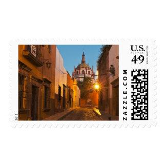 San Miguel de Allende, Mexico. Credit as: Nancy Postage