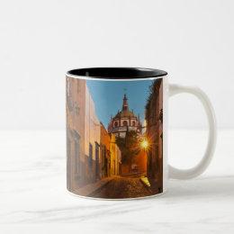 San Miguel de Allende, Mexico. Credit as: Nancy Two-Tone Coffee Mug