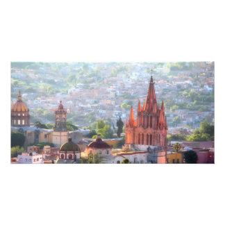 San Miguel de Allende, Mexico, Photo Card