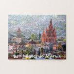 San Miguel de Allende Puzzle Con Fotos