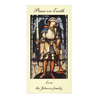 San Miguel de Burne Jones, arcángel del vintage Tarjetas Fotográficas