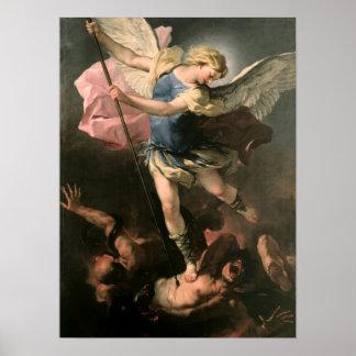San Miguel de Giordano Poster