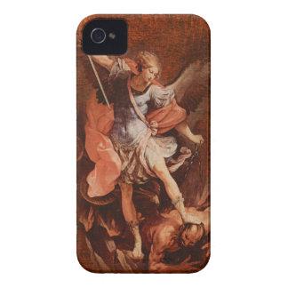 San Miguel el arcángel Case-Mate iPhone 4 Protector