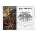 San Miguel el arcángel Felicitacion