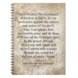 San Miguel el arcángel Libro De Apuntes