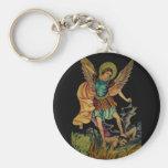 San Miguel el arcángel Llavero